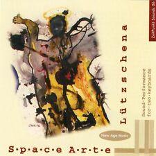 """Space ARTE' 1' Lützschena 1998 """"dice-succursale"""" ecc. Vangelis (bene F. Reiki) NUOVO CD"""