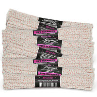 3 Bundles 132 ct Beamer Unbleached Hard Bristle Absorbent Pipe Cleaner Smoking