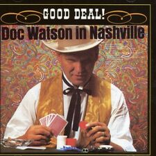 Doc Watson - In Nashville: Good Deal [New CD] UK - Import