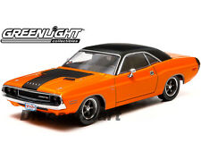 THE FAST AND THE FURIOUS (2001) 1970 DODGE CHALLENGER R/T 1:43 GREENLIGHT 86207