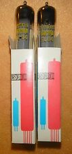 (el) 2x el84 TUBE NOS NUOVO GERMANY from 1960 for TUBE AMP AMPLIFICATORE Tubi