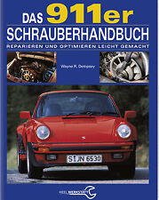PORSCHE 911 Reparaturanleitung Schrauberbuch Schrauberhandbuch Handbuch Buch NEU
