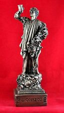 Dionysus Dionysos gold greek statue ecstasy wine god 16cm - 6,3 inches
