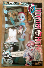 Mattel Monster High Art Class ABBEY BOMINABLE Doll Daughter of the Yeti NEW