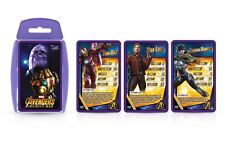Marvel Avengers Infinity War Top Trumps Card Game