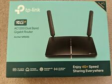 TP-Link Archer MR600 AC1200 Wireless Dual Band 4G+ Cat6 Router - Black