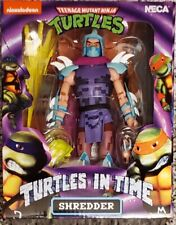 NECA TMNT, SHREDDER TURTLES IN TIME SERIES 2, BRAND NEW