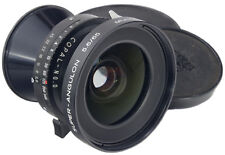 SCHNEIDER Angulon 65 mm 5.6 Super + Copal 0