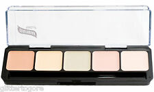 Graftobian HD Glamour Creme Palette, Corrector, All Skin Types, Cruelty Free