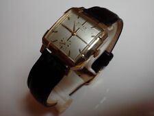 SERVICED VINTAGE WIND UP BUREN OLYMPIC, 23 JEWELS, SHOCKRESISTANT