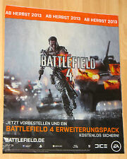 Battlefield 4  promotional Shopping Bag / Tüte 37x45cm