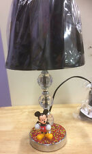 Disney Mickey Mouse lamp. childrens Bedroom  bedside lamp