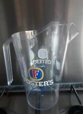 Fosters lager Four Pint Jug Pitcher Brand new