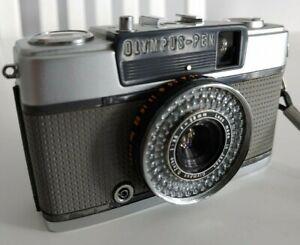 OLYMPUS PEN EE-2 35mm Half Frame Film Camera SPARES REPAIRS