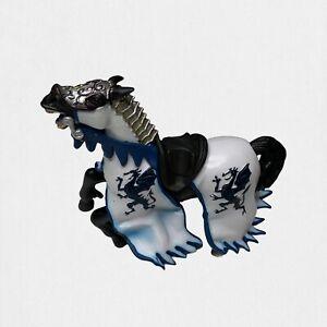 Papo Jousting Blue Dragon Horse Figures Fantasy Medieval Figure NWOT