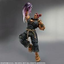 Super Street Fighter IV Play Arts Kai Vol.2 Akuma Gouki PVC Figure New In Box