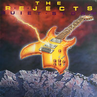 THE REJECTS Quiet Storm - 1984 UK Vinyl LP EXCELLENT CONDITION