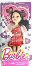 """NEW Valentine Barbie Doll with Heart Cupid Costume Wings Bow & Arrow 5.5"""" Girl"""