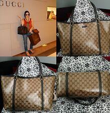 Gucci Joy crystal crystaline tote satchel bag