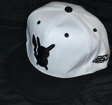 Playboy White Pokemon Go Hat Ball Cap Outfit Teens Kids To Adults Girls Sexy Boy