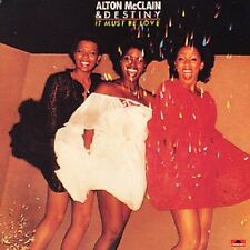 ALTON McCLAIN & DESTINY - It must be love  (CD 1979)  JAPAN IMPORT
