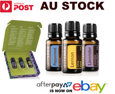Brand doTERRA Intro Kit Lavender Lemon Peppermint Oils & Orange Oil