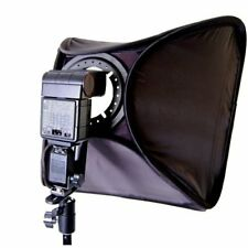 CowboyStudio Photo /Video 20in Speedlite Flash Softbox with L-Bracket Shoe Mount