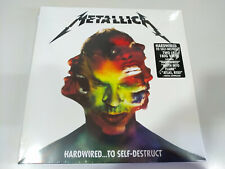 "METALLICA HARDWIRED TO SELF-DESTRUCT - DOBLE 2 X LP 12"" VINILO 2016 NUEVO"