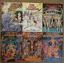 The First Kingdom 1 - 6 (1975) FINE Free Shipping!