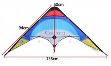 Dual Line Control Outdoor Activiy Sport Flying Stunt kite Professional New CO99