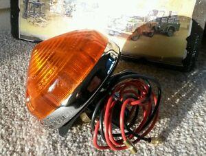 Lucas L691 Indicator Lamp/Light Triumph Marcos Land Rover Series 2a 3 BHA4476