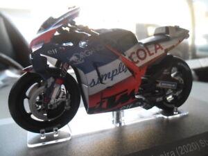 KTM RC 16 MOTO GP 2020 SCALE :1/18  -MIGUEL OLIVEIRA