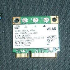 Dell Intel Wifi Wireless Card 0KW374 533AN_HMW TESTED
