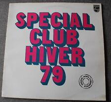 Special club hiver 79, 10 cc - w sheller - demis roussos .., LP - 33 tours promo