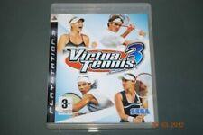 Videojuegos tenis Sony PlayStation 3