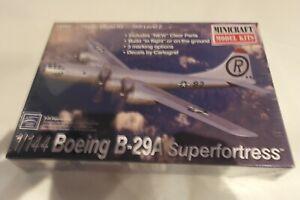 MINICRAFT 1:144 BOEING B-29A SUPERFORTRESS  ENOLA GAY