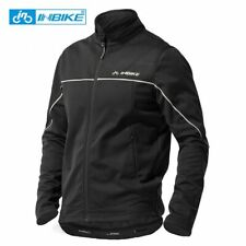 INBIKE Winter Man Cycling Clothes Windproof ThermalWarm Bicycle Apparel Riding