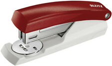Nexxt Hefter/Tacker rot,  für 25 Blatt, inkl. 24/6 Klammern (Leitz; #Tacker H...