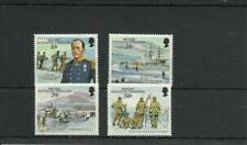 BAT SG155-158 75TH ANNIV OF CAPTAINS SCOTTS ARRIVAL MNH
