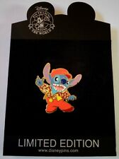 DisneyShopping Stitch in Suit Pin LE 250 Disco Pose