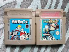 Paperboy 1 + Paperboy 2 - Nintendo Gamboy Spiele