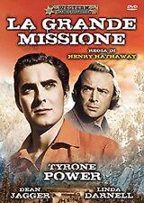 Dvd LA GRANDE MISSIONE  (1940 )  Western ** A&R Productions ** ...NUOVO