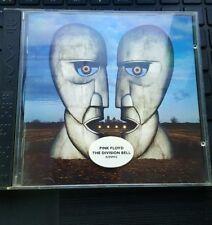 PINK FLOYD - THE DIVISION BELL - UK ORIGINAL CD  CUSTOM CASE