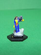Battle Dice #52 KITTY PRYDE mini figurine figure Marvel heroes Playmates 2006