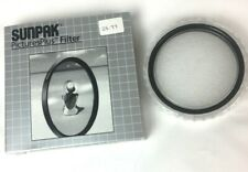 Sunpak PicturePlus Filter, Boverfilter UV, 13346, 67mm, DHG, W papers
