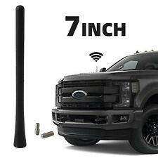For 2009-2019 Ford F150 F250 F350 & Dodge Ram 1500 7Inch Rubber Signal Antenna