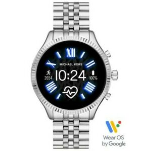 Michael Kors Gen 5 Lexington Connected Smartwatch Loudspeaker, GPS & More New*