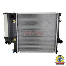 Radiator Man & Auto 1.6L & 1.8L 4Cyl BMW 3 Series E36 5/91-9/00 & Z3 2/97-9/02