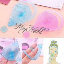 Facial Cleaning Pad Face Nose Blackhead Remover Brush Black Head Silicon Brush