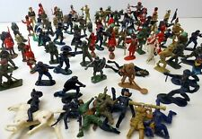 Vintage Plastic Toy Soldiers - Lone Star / Crescent / Britains, Cherilea Bundle